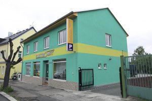 Elektromat - sídlo firmy